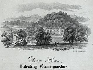 Vernon house, Britonferry, Glamorganshire