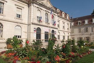 Vesoul Prefecture and commune in Bourgogne-Franche-Comté, France