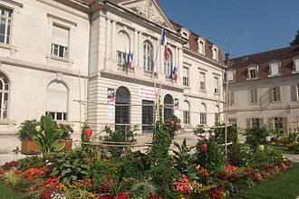 Vesoul - Image: Vesoul Mairie 4