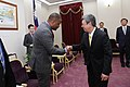 Vice President Chen's remarks at meeting with Mark Brantley, Foreign Minister of Saint Christopher and Nevis (1).jpg