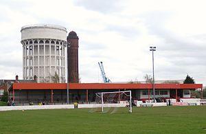 Goole A.F.C. - Victoria Pleasure Ground