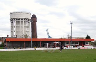 Goole A.F.C. - Victoria Pleasure Ground