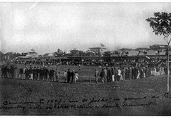 27efcb57f7 Partida entre Victoria e Santos Dumont pelo Baiano de 1907.