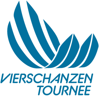 Four Hills Tournament late-December and early-January ski jumping competition in Austria and Germany