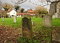 View across the churchyard - geograph.org.uk - 1075232.jpg