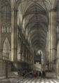 View in Westminster Abbey, from the Altar engraved by J.Woods after J.Salmon & R.Garland publ 1837 edited.jpg