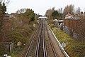 View north from St John's Road footbridge, Waterloo.jpg