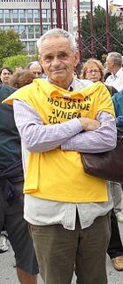 Vili Kovačič Slovene activist
