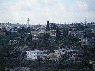 Ebba, Lebanon - Image: Village ebba 041