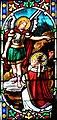 Villeréal - Église Notre-Dame - Vitrail du chevet - Registre intermédiaire -1.jpg