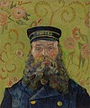 Vincent van Gogh - The Postman (Joseph-Étienne Roulin) - BF37 - Barnes Foundation.jpg