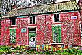 Vincent van Gogh - Wasmes - Maison du boulanger Denis - Angle Rue du petit-Wasmes et Rue Wilson-0.JPG