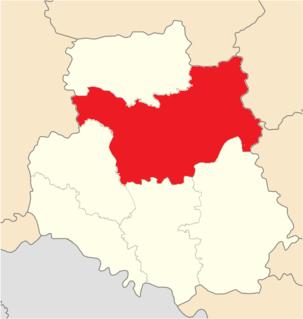 Vinnytsia Raion Subdivision of Vinnytsia Oblast, Ukraine