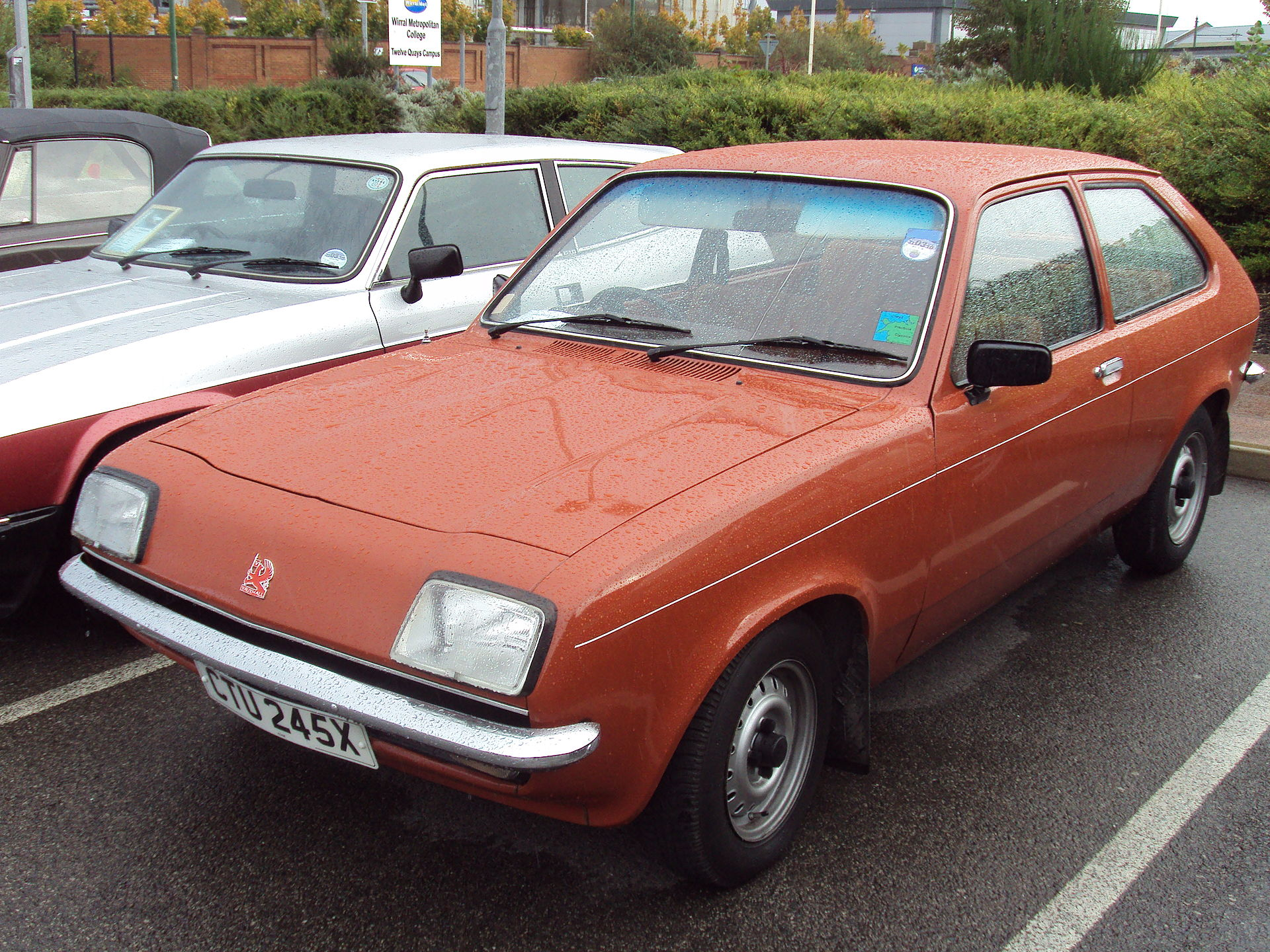 vauxhall chevette wikipedia. Black Bedroom Furniture Sets. Home Design Ideas