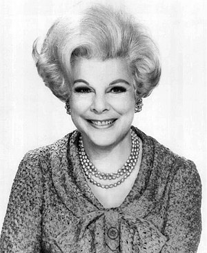 Virginia Graham - Graham in 1972