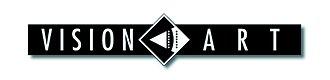 VisionArt - VisionArt logo, designed by Bethany Berndt-Shackelford.