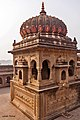 Vithoji Holkar Chhatri from one side.jpg