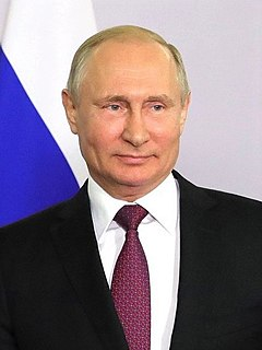 Vladimir Putin Russian politician, 2nd and 4th President of Russia