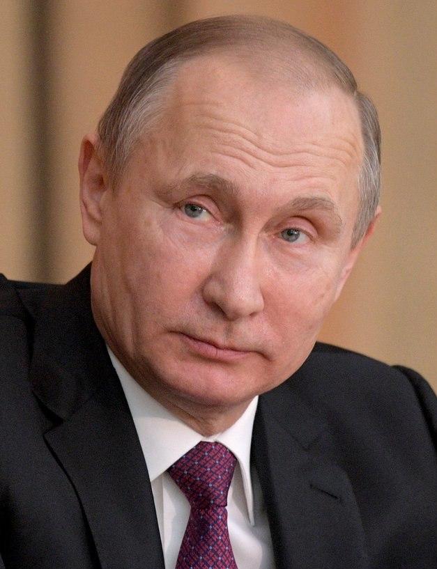 Vladimir Putin January 2017