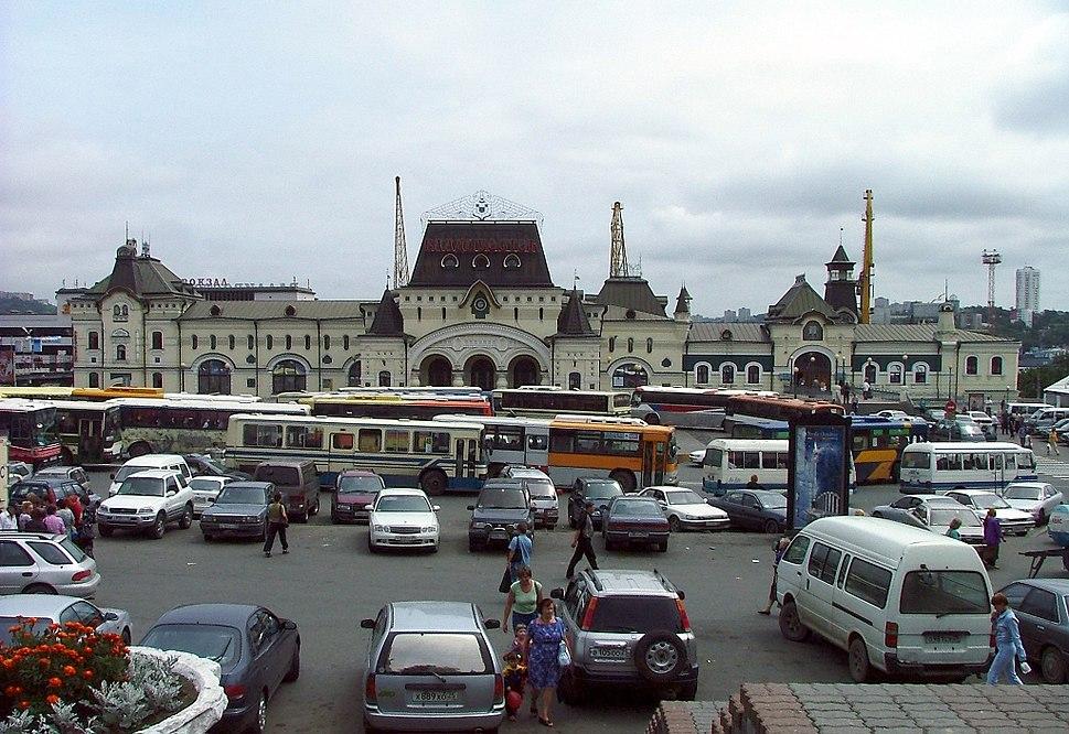 VladivostokStation