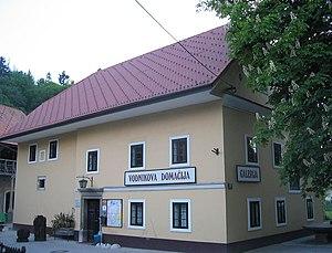 Valentin Vodnik - Vodnik's birthplace in Šiška, Ljubljana