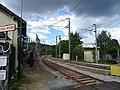 Voie de raccordement GC ligne PSL à Saint-Nom la Bretèche.jpg