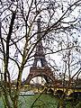 Vue sur la Tour Eiffel , Eiffel Tower in Paris France 12.JPG