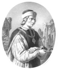 Władysław I Herman by Aleksander Lesser