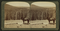 W. from Continental Divide over Shoshone Lake to the Grand Teton, Yellowstone Park, U.S.A, by Underwood & Underwood.png
