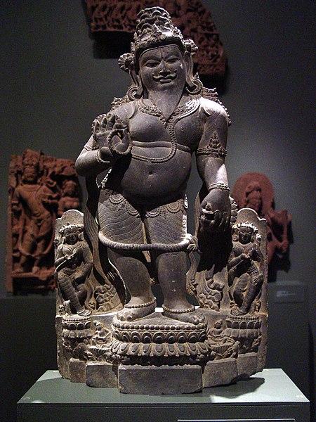 File:WLA lacma 12th century Maharishi Agastya.jpg