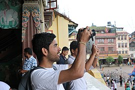 WLM 2018 Nepal Photo walk at Boudhanath.jpg