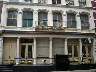 Drawing Center - The Drawing Center at 40 Wooster Street