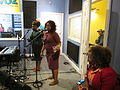 WWOZ Drive Tank & the Bangas Explain.JPG