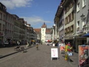 The Old Town of Waldshut