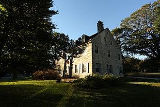 Richard Wall house - Wall House, October 2018