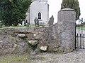 Wall steps to Redmondstown Church - geograph.org.uk - 1274504.jpg