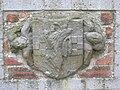 WallaceLindsay arms, Ayrshire, Craigie Castle.JPG