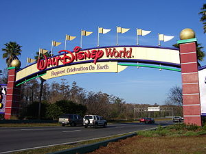 Disney World reports flat attendance