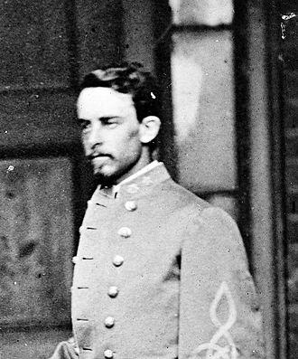 Walter H. Taylor - Lt. Col. Walter H. Taylor, Lee's aide-de-camp