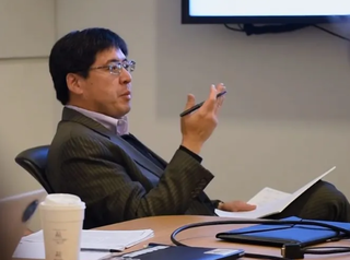 Sam Wang (neuroscientist) American professor, neuroscientist, psephologist and author