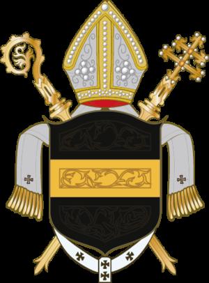 Roman Catholic Archdiocese of Prague - Image: Wappen Erzbistum Prag