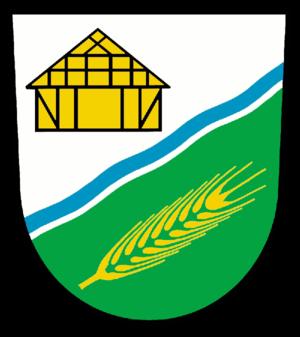 Nuthe-Urstromtal - Image: Wappen Nuthe Urstromtal