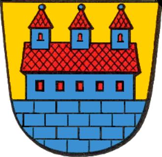 Rödelheim - Image: Wappen Roedelheim