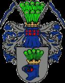 Das Wappen von Usedom