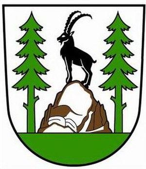 Wildhaus - Image: Wappen Wildhaus SG