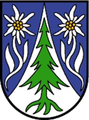 Au, Vorarlberg - Image: Wappen at au
