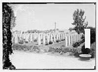 War cemetery ceremony LOC matpc.08255.jpg