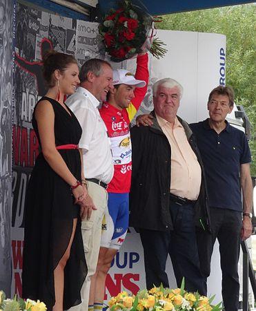 Waremme - Tour de Wallonie, étape 4, 29 juillet 2014, arrivée (D43).JPG