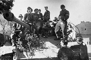 Battalion Zośka - Image: Warsaw Uprising by Deczkowki Wacek Platoon 15911