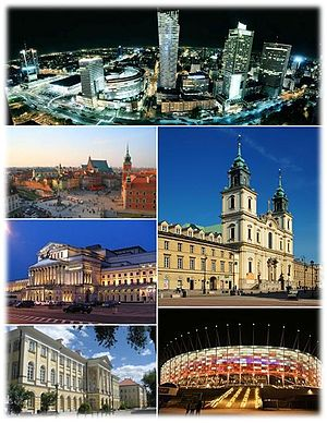 Warsaw is the capital and largest city of Poland.